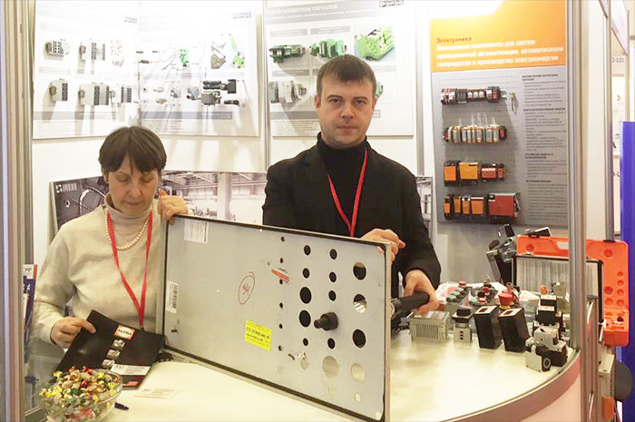 Оборудование Alfra на выставке «Энергетика и Электротехника 2018» г. Санкт-Петербург