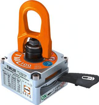 Грузоподъёмный магнит TМL 100