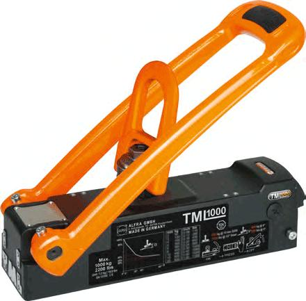 Грузоподъёмный магнит TМL 1000