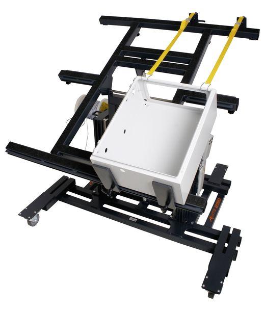 031001 Стол АМТЕ 250 для работы с МП, 1100х1900
