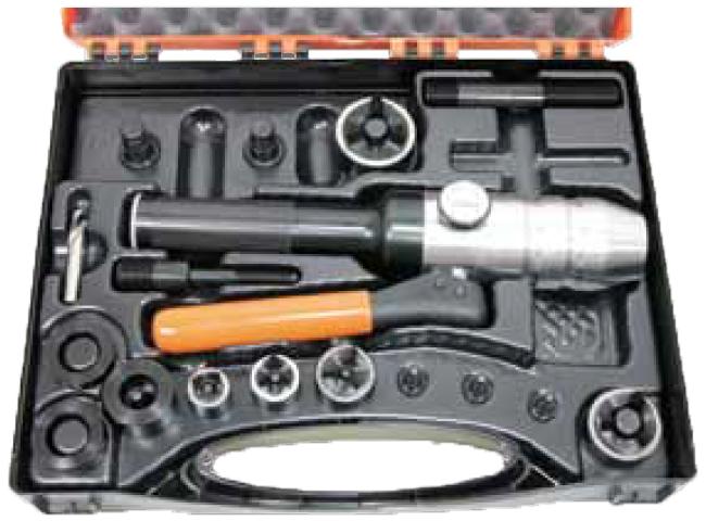 Пресс и набор штампов TriCut M 16 — M 40