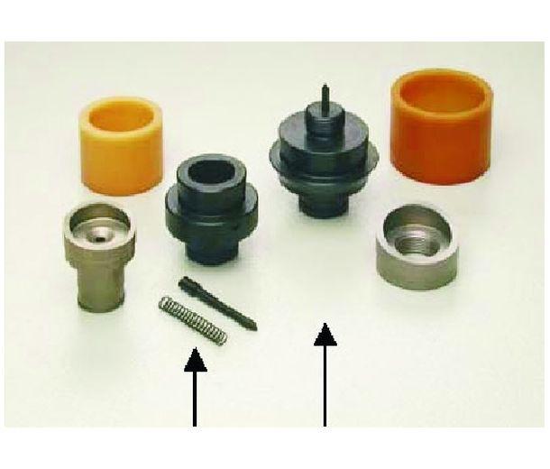 Фиксатор пуансонов от 32,5 до 63,5 мм