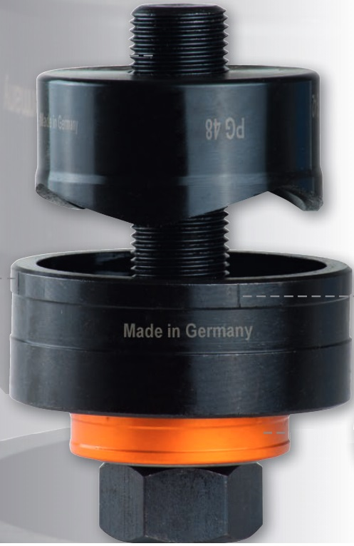 Штамп Ø 76,2 мм  стяг. болт с подшипником