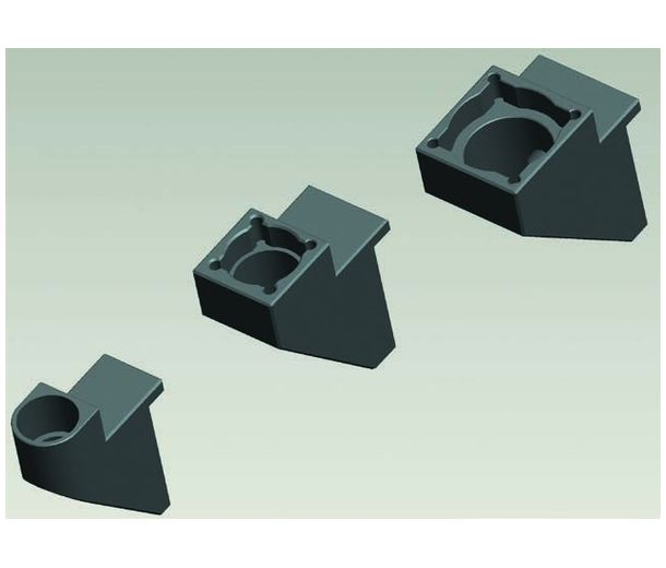 Фиксатор Матриц тип I  3,2 — 22,5 мм