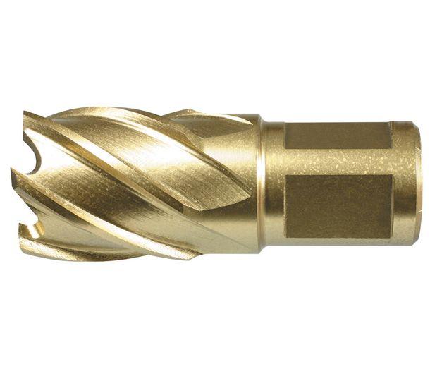 Корончатое сверло, HSS-Co-Eco, 17х25
